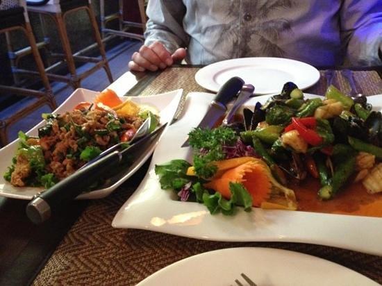 Muang Thai: Crab and Sea Food Combo