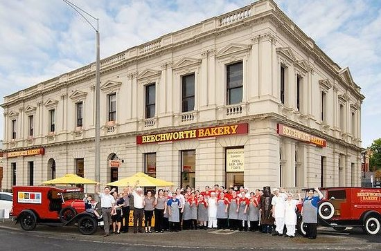 ‪Beechworth Bakery Ballarat‬