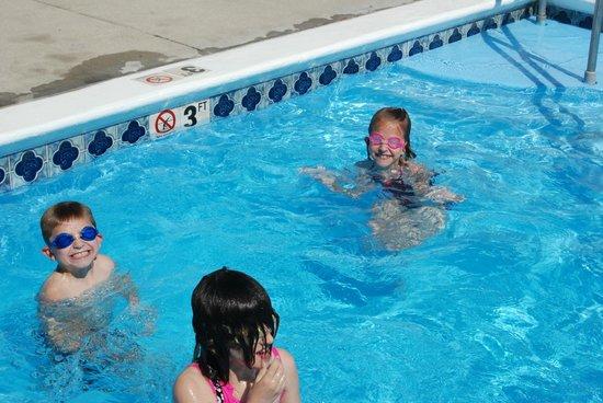 Best Western Pioneer : pool