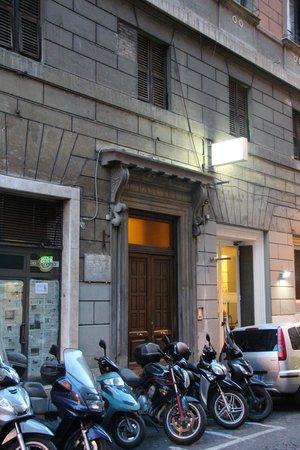 Hotel Italia: Fachada