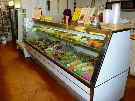 Little River Market & Deli : Wonderful deli sandwiches