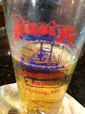 Rusty's Riverfront Grill: cool