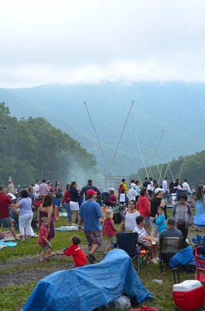 Wintergreen Resort: 4th of July