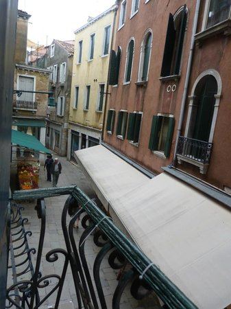Ca delle Fiabe: view from living room