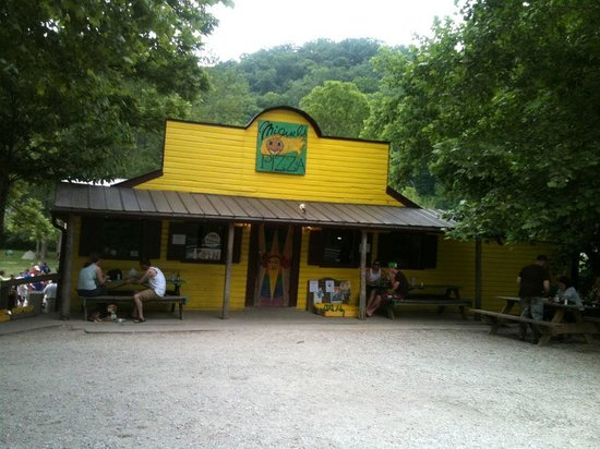 Miguel's Pizza & Rock Climbing: Miguel's!