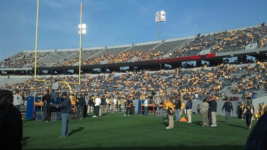 Mountaineer Field: .