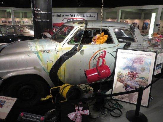 Studebaker National Museum: The Muppet's Studebaker