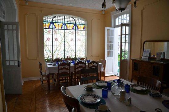 Hotel Casa Gonzalez: dining room