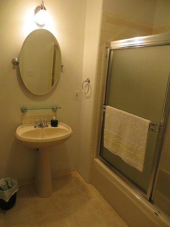 Rivercrest Manor: The bathroom