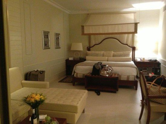 Iberostar Grand Hotel Bavaro: room ocean front suite