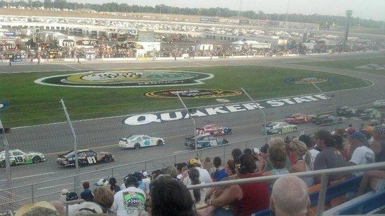 Kentucky Speedway: .