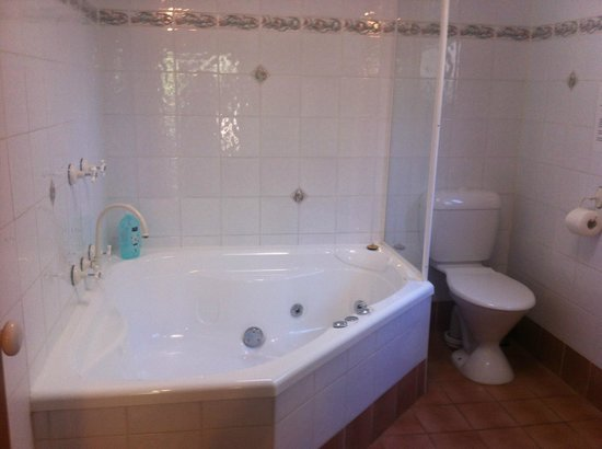 Kiama Bed & Breakfast: Jerrara Cottage room ensuite bathoom