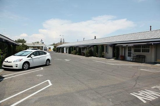 Monterey Non-Smokers Motel: main motel