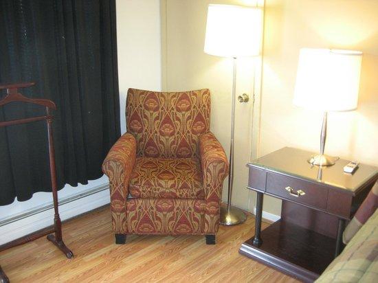 Motel Iberville : Double room