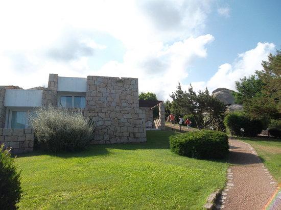 Grand Relais Dei Nuraghi: In giro per l'albergo