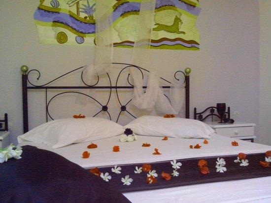 Kafouros Hotel : My honeymoon room