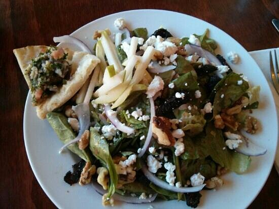 Artemis Mediterranean Grill: Artemis salad