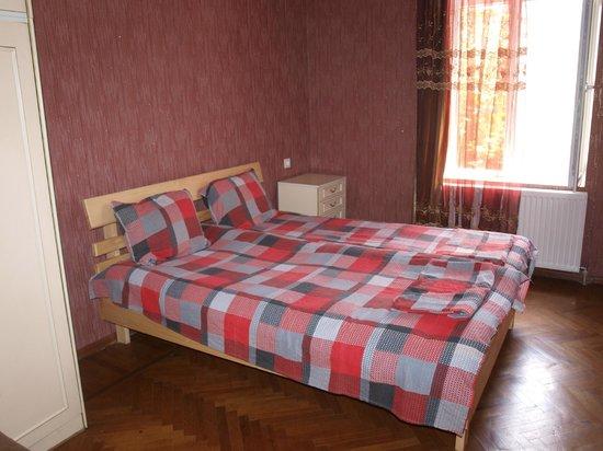 Hostel Kutaisi: room