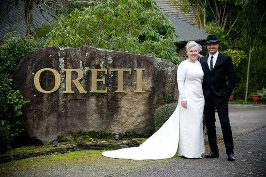 Oreti Village: Oreti Wedding