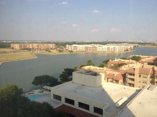 Omni Mandalay Hotel at Las Colinas: Room with a view