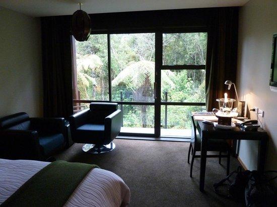 Te Waonui Forest Retreat : Room
