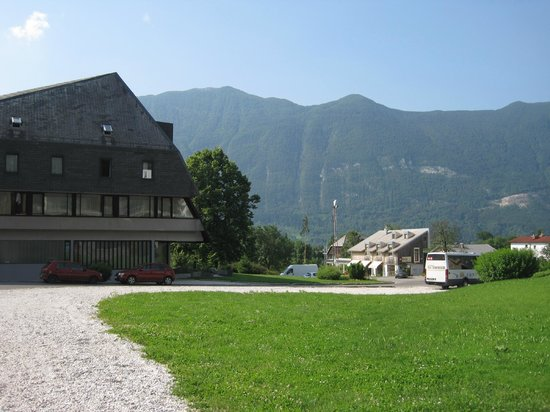 Hotel Kanin : Hotel Umgebung