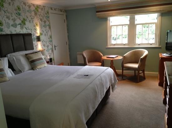Swan Hotel & Spa: Standard room