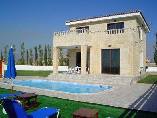 Natura Beach Hotel And Villas Cyprus