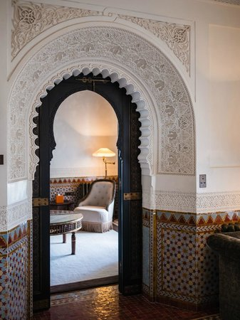 La Mamounia Marrakech: Beautiful suites