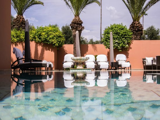 La Mamounia Marrakech: Private pool