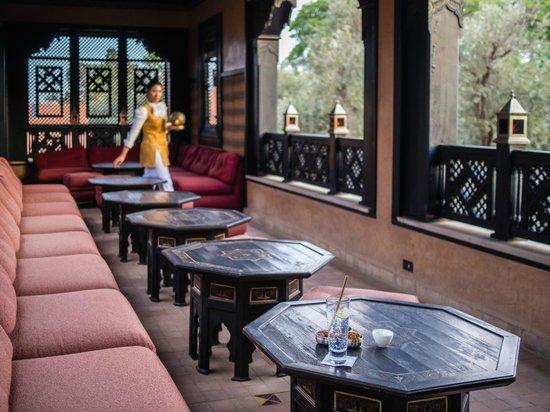 La Mamounia Marrakech: Le Marocain bar