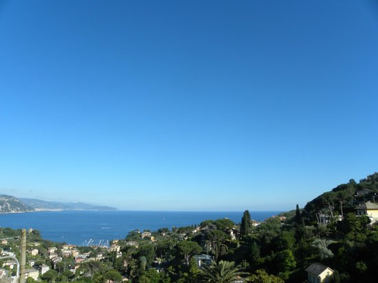 Hotel Primo Sole: view from the balcony