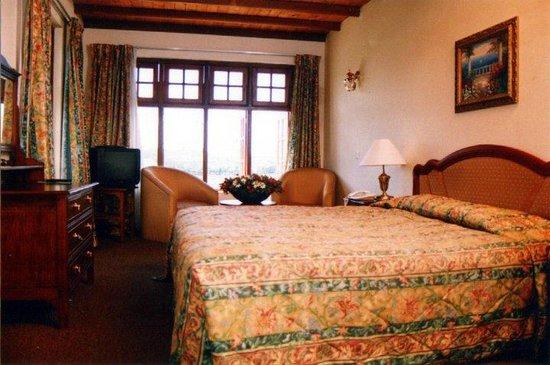 Alpine Hotel: rooms