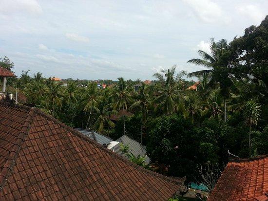 Kori Bali Inn: 3階からの眺め
