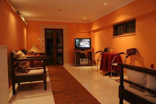 Sofia Apartments: RECEPTION