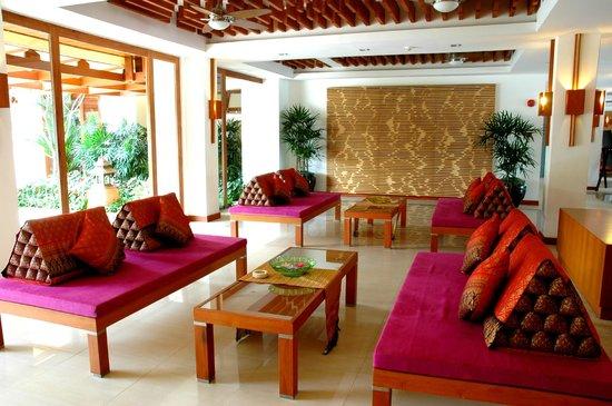 Mercure Pattaya Hotel: Lobby