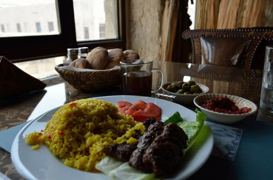 Tajine Restaurant : Lunch