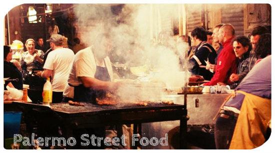 Palermo Street Food Tour Giorgio