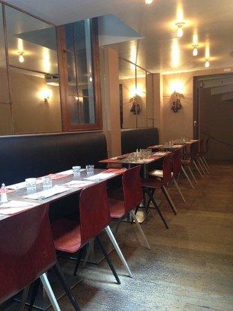 Razowski's : L'intérieur du restaurant Saint Germain
