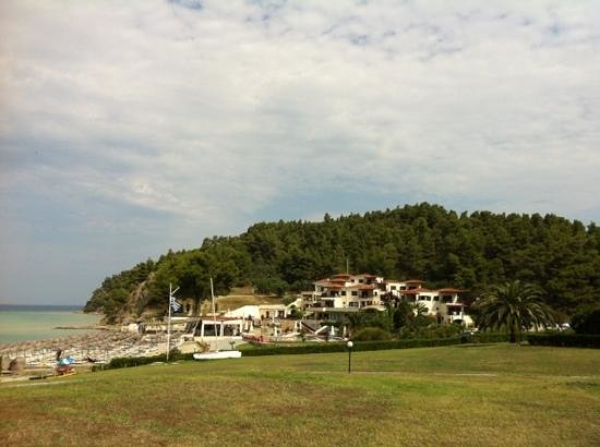 Kasandra, Grecja: Elani Bay Resort