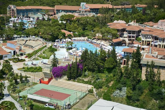 Liberty Hotels Lykia : General View