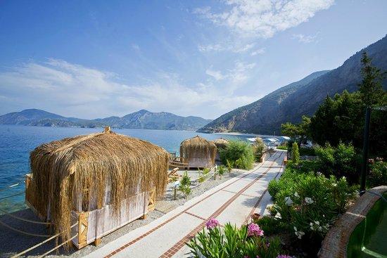 Liberty Hotels Lykia: Vip Cabanas