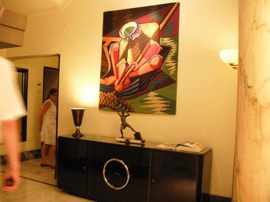 Int rieur de l 39 h tel picture of britania hotel lisbon for Hotel interieur