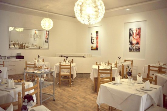 Sunstone Guest House: Restaurant