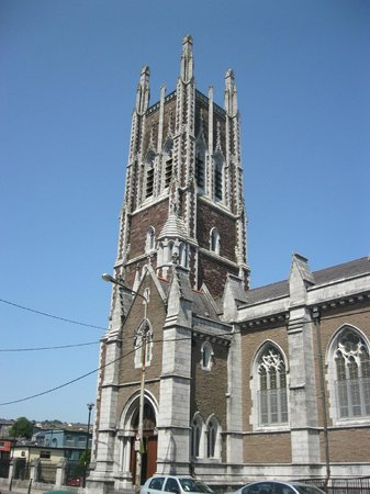 The Cathedral of St Mary & St Anne : Exterior of Cathedral of SS Mary and Anne