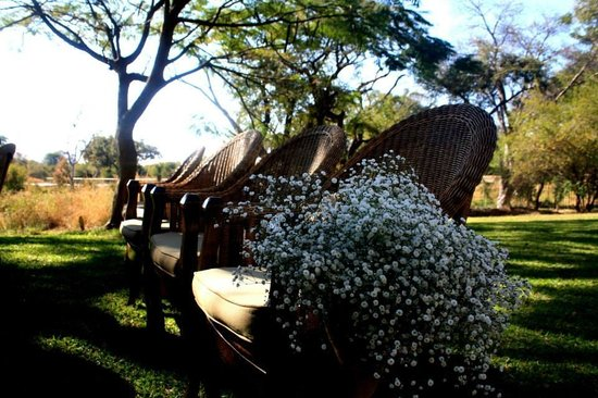 Ilala Lodge: Wedding Ceremony