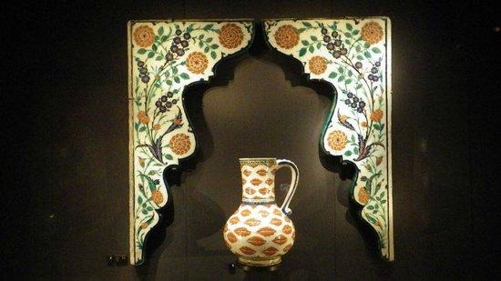 Davids Samling: Ottoman ceramics