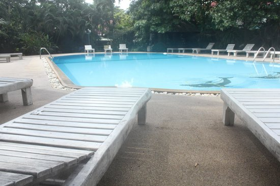 AC Resort: Pool