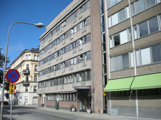 โรงแรมเทกเนอร์ลุนเดน: Hotel Tegnerlunden