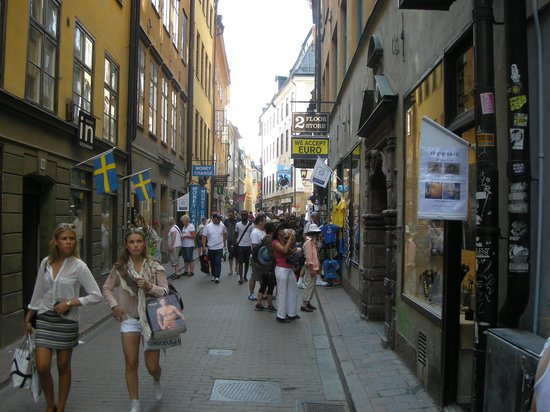 Hotel Tegnerlunden: Drottninggatan